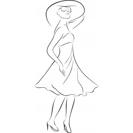 Belle elegante