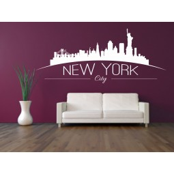 Sticker Profil New York