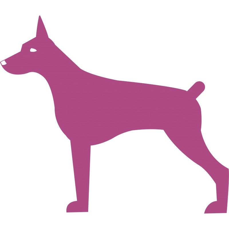 Sticker chien