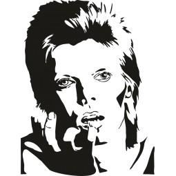 Sticker Bowie 2