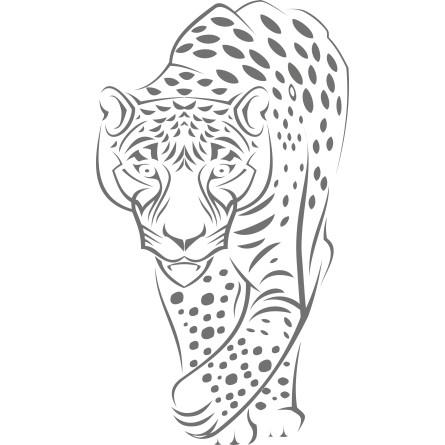 Sticker guépard