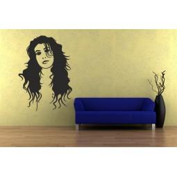 Sticker vinyl Amy Winehouse