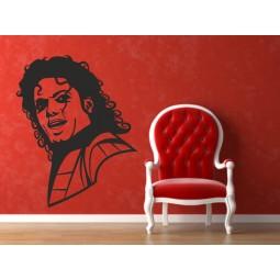 Sticker vinyl Michael Jackson