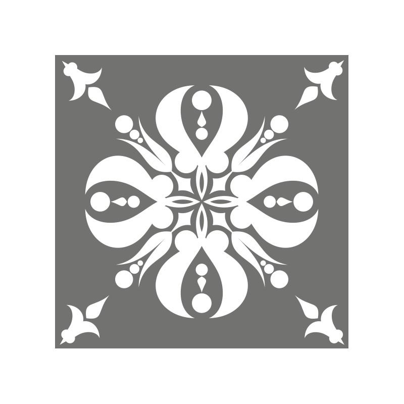 Sticker autocollant carreau ciment 1