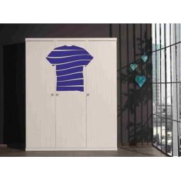 sticker décoration tee shirt marin