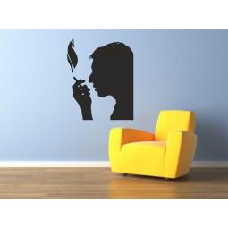 Sticker décoration Gainsbourg