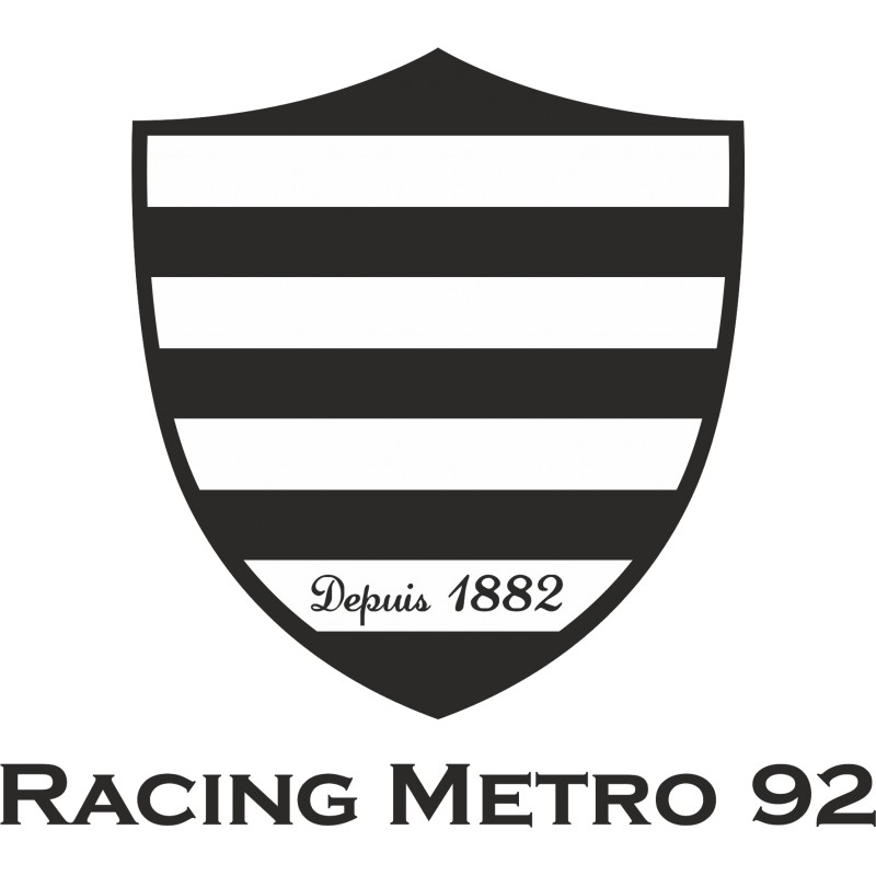 Sticker vinyl Racing