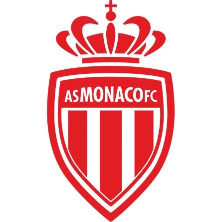 Sticker adhésif AS Monaco