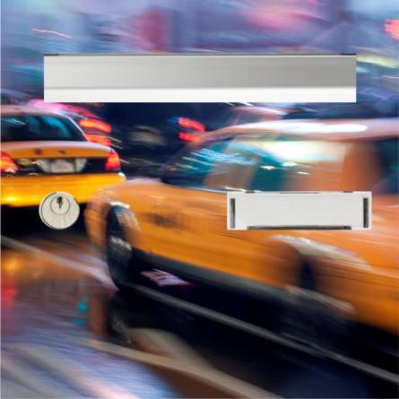 sticker boîte au lettre New York