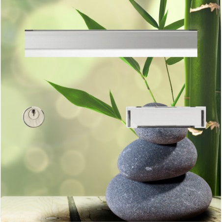 sticker boîte au lettre zen
