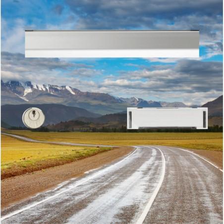 sticker boîtes aux lettres route US