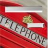 Sticker adhésif boîte à lettre London