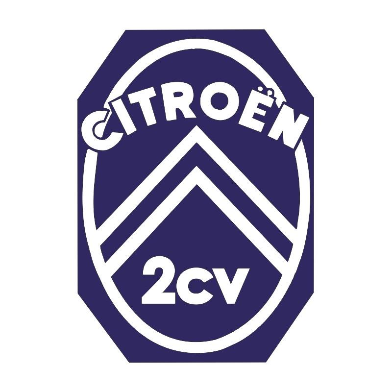 Autocollant logo Citoën Ancien