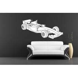 sticker Formule 1