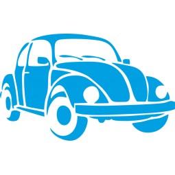 Adhésif mural Volkswagen Cox