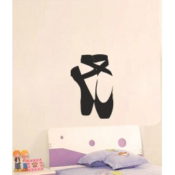 sticker adhésif chaussons de danse