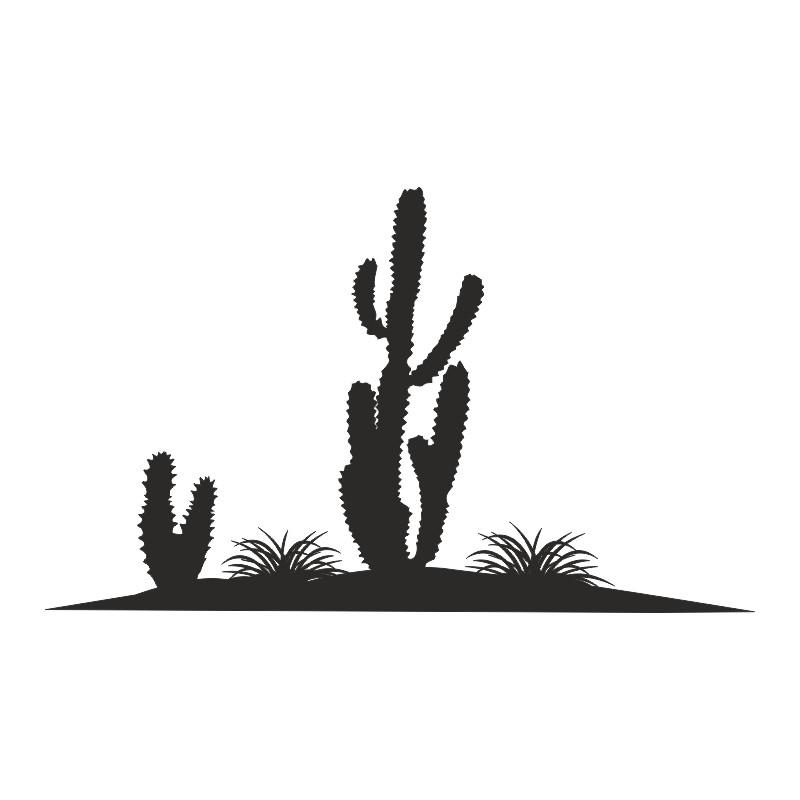 Déco adhésive paysage Mexique