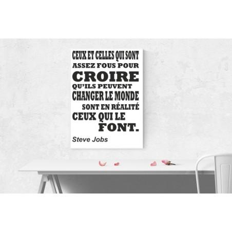 Sticker Steve Jobs